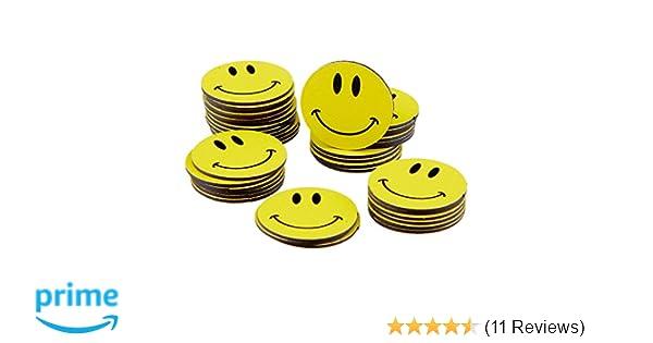 Kühlschrankmagnete Set : Magnete smile emoticon 12 stück im set kühlschrankmagnete ampel