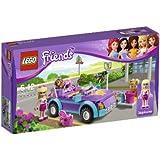 LEGO Friends - 3183 - Jeu de Construction - Le Cabriolet