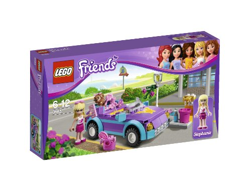 LEGO Friends 3183 - El Fantástico Descapotable de Stephanie