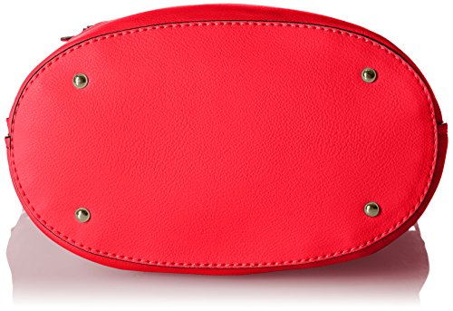 Guess - Sac d'épaule Tenley (HWVG6626020) taille 29 cm Red (Rouge)
