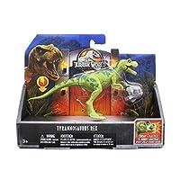 "Jurassic World Legacy Collection Tyrannosaurus Rex Dinosaur Posable Figure 6"" Battle Damaged"