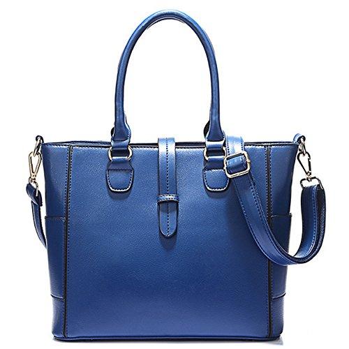 Vafmel - Sacchetto donna (blu)