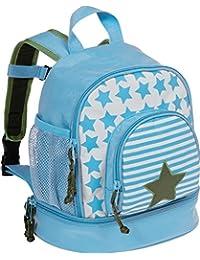 Preisvergleich für Lässig Mini Backpack Kinderrucksack Kindergartentasche, Brotdosenfach unten, Starlight Olive