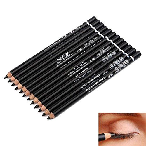 tefamore-pluma-de-cejas-impermeable-lapiz-delineador-de-ojos-maquillaje-de-ojo12-piezas-negro