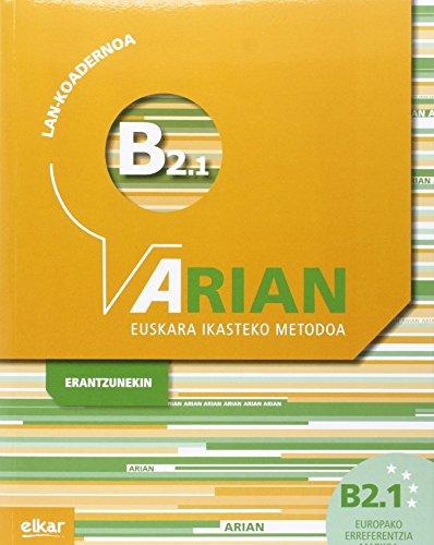 Arian B2.1 Lan-koadernoa (+erantzunak) por Batzuen artean