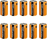Aksans(TM) 10 x DURACELL INDUSTRIAL C SIZE MN1400 LR14 ALKALINE BATTERIES REPLACES PROCELL