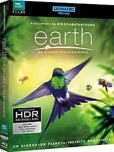Earth-Un Giorno Straordinario (Blu-Ray+ 4K Blu-Ray)