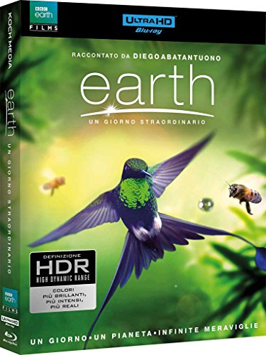 Earth Un Giorno Straordinario