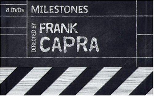 milestones-frank-capra-8-dvds