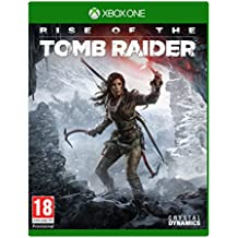 Microsoft Rise of the Tomb Raider, Xbox One - video games (Xbox One)