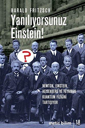 Yaniliyorsunuz   Einstein