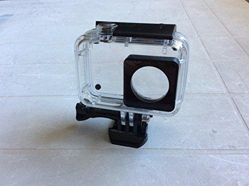 Custodia impermeabile per Yi Action Camera 2, Senhai sostituzione immersioni subacquee protezione Custodia 45m con la staffa per Xiaomi Yi 4K Yi 2 Xiaoyi II