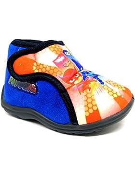 ARNETTA PJ MASKS pantofole ciabatte da bimbi mod.S18073 ROYAL