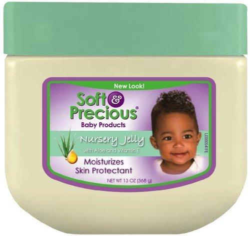 Soft & Precious Nursery Jelly with Aloe & Vitamin E 13 oz. (Pack Of 6) by Soft & Precious