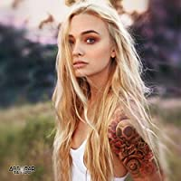 "Tatouage Temporaire ArtWear Tattoo ""Skull & Roses"""