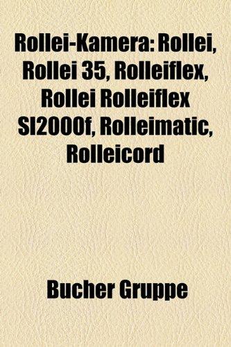 Rollei-Kamera: Rollei, Rollei 35, Rolleiflex, Rollei Rolleiflex Sl2000f, Rolleimatic, Rolleicord