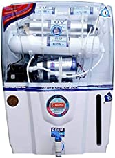 Aquafresh + Audy 12 litres RO UVUF TDS Mineral Water Purifier (White)