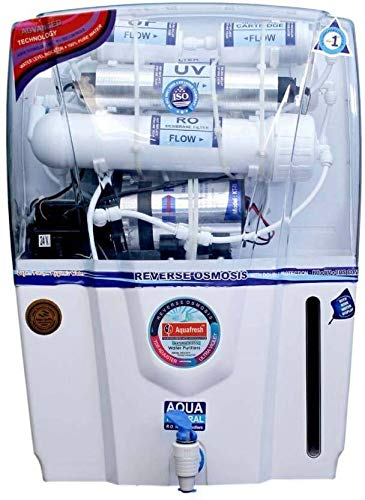 Aqufresh Audy RO UV UF TDS Mineral Water Purifier (12 L , White)