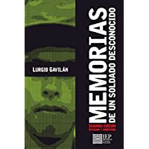 Memorias de un soldado desconocido (Spanish Edition)