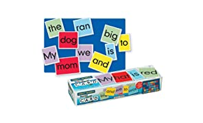 PlayMonster Lauri Pocket Chart Cards - Sight Words