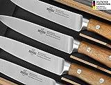 """SteakChamp Premium Steakmesser """"4 Musketeer"""""""