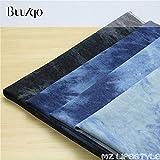 Cushy Jeanstuch blau Jeans von Moda genäht von Te Buulqo