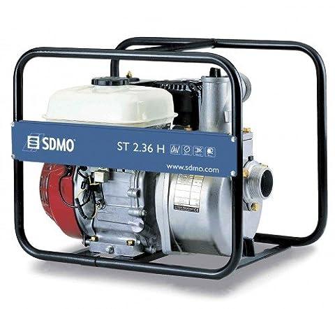 SDMO ST2–Vélo à semi Trash Pompe à eau