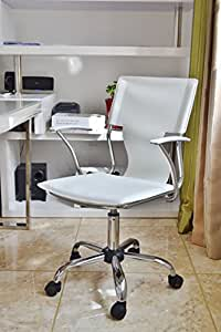 Chair Outlet White Designer Office Desk Chair