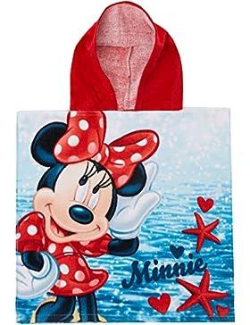 Disney, Minnie Mouse Poncho Bambina