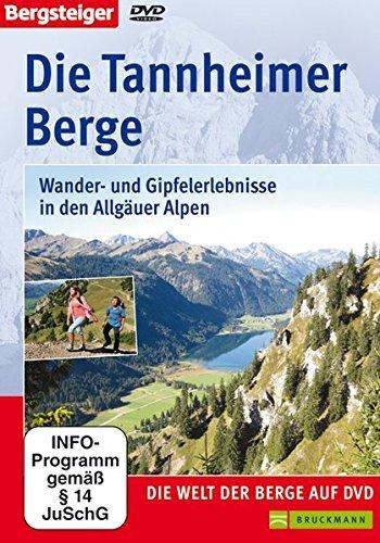 """Die Tannheimer Berge """"Wander- und Gipfelerlebnisse in den Allgäuer Alpen"""""""