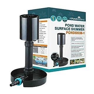 All Pond Solutions verstellbar stehend Koi Teich Wasser Oberflächenabsauger