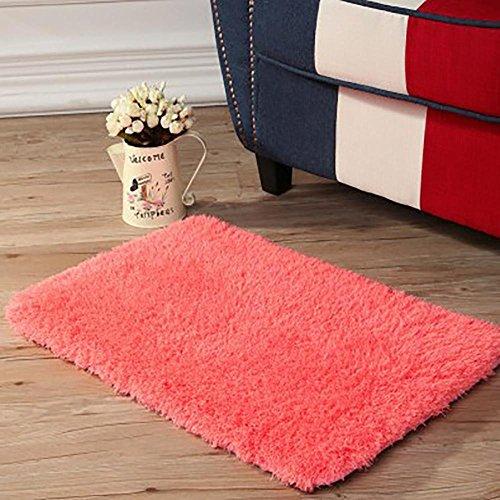 New day-Arctic cashmere tappeto di lana imitazione visone tappeto , watermelon red , 100*160cm