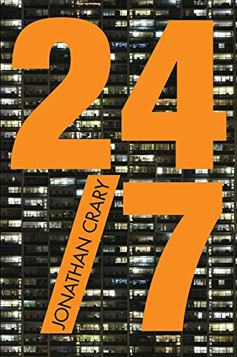 24-7 : el capitalismo al asalto del sueño por Jonathan Crary