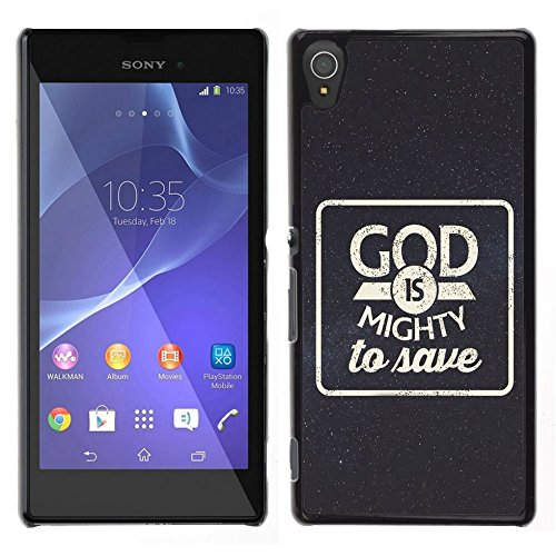 good-phone-accessory-hard-case-protective-plastic-cover-case-for-sony-xperia-t3-bible-god-is-mighty-