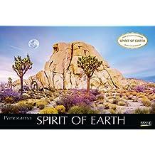 Spirit of Earth 2020: Großer Foto-Wandkalender über die atemberaubende Natur unserer Erde. Panorama Querformat: 58x39 cm.