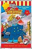 Folge 31: Benjamin als Feuerwehrmann [MC] [Musikkassette]
