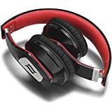 Wireless Bluetooth 4.0 Headphones by NOONTEC: ZORO II Wireless On Ear Headphones With High Quality Audio - Cutting Edge Bluetooth Headset With Apt-X Lossless Sound Transmission For Iphone, Ipad, PC and Andriod Smartphones-Best Earbuds In 2016