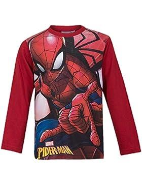 Spiderman Camiseta de Manga Larga - Para Niño