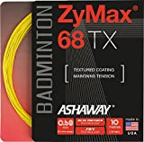 ASHAWAY Zymax 68TX Kit de Badminton Corde Taille Unique Jaune