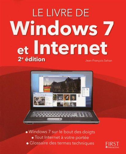 Le Livre de Windows 7 et Internet