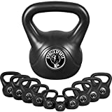 Gorilla Sports Kettlebell Cement