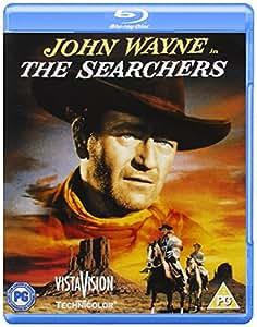 The Searchers [Blu-ray] [1956] [Region Free]