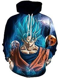 Sudadera de son Goku