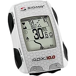 Sigma Elektro01003 - GPS de ciclismo, color blanco