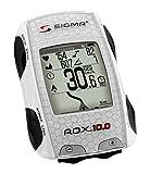 Sigma Sport Fahrradcomputer ROX 10.0 GPS BASIC, White, 01003