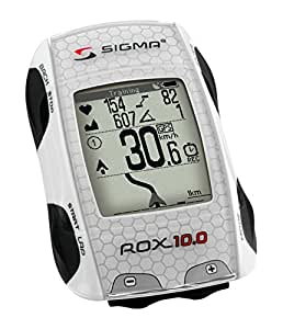 Sigma Rox 10.0 Compteur GPS White
