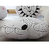Gazechimp Netter Sleeping Bear Baby-Form Für Kinder Schlaf-Spiel-Soft-Stuff-Kissen Kopfkissen Bettkissen