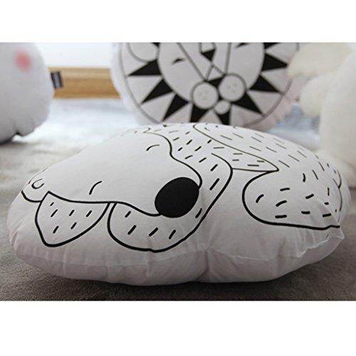Juguetes de Peluche en Forma de Dormir Oso Almohadilla para Bebés Niños