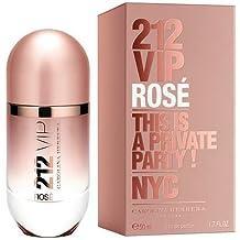 CAROLINA HERRERA 212 VIP ROSÉ agua de perfume vaporizador 50 ml