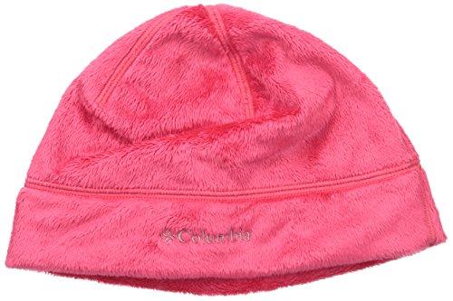 Columbia Adult Pearl Plush Heat Hat, Punch Pink, Small/Medium Columbia Pearl Plush